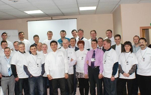 I Конференция Клуба ИТ-директоров Алтая, 2013г.